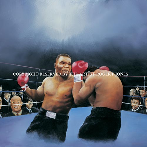 Boxing & J Wayne