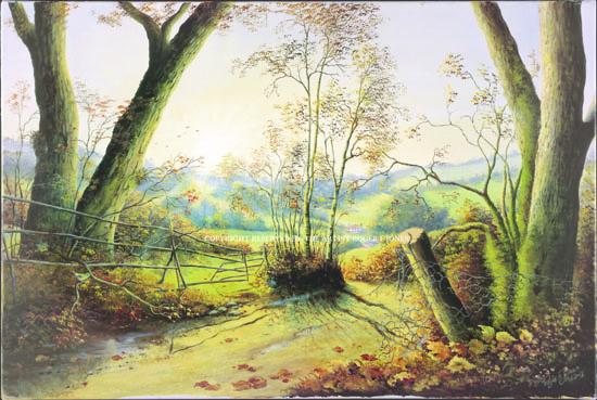 Morning Light (Penny Mill)