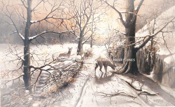 Seasons of the Roe Deer